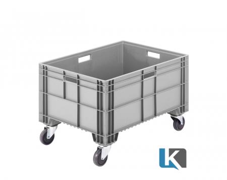 K-8652 - Tekerlekli