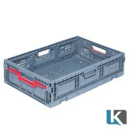 K-4616-Delikli Katlanır Kasa
