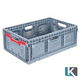 K-4622-Delikli Katlanır Kasa