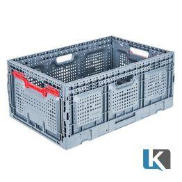 K-4626-Delikli Katlanır Kasa