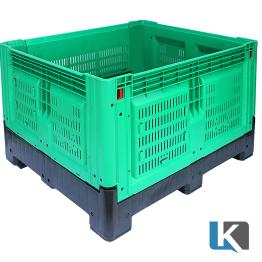 KT-1212-A-Katlanır Plastik Kont